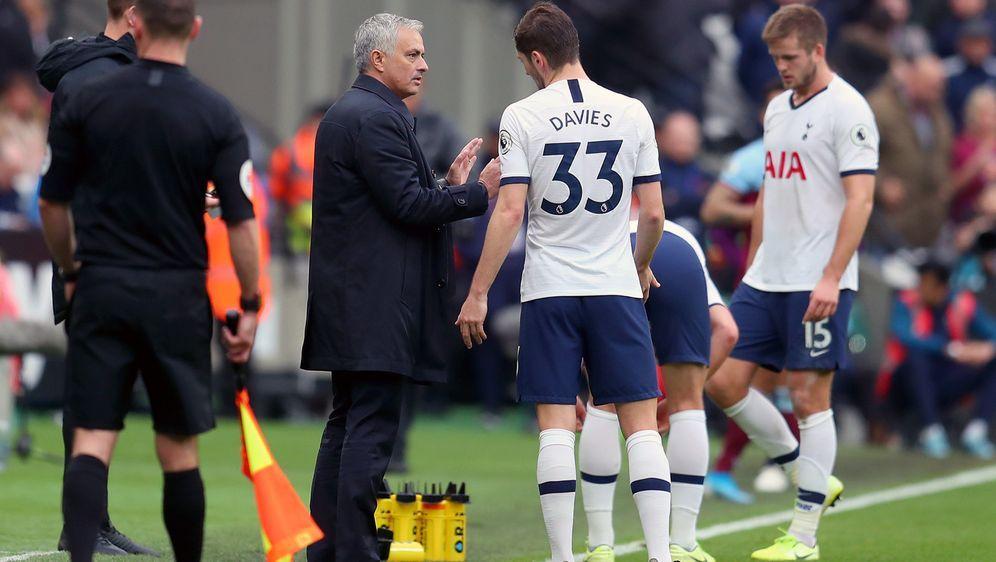 Siegreiches Comeback mit Tottenham: Jose Mourinho - Bildquelle: Getty Images