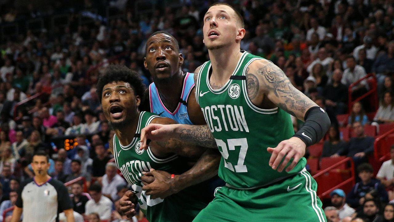 Osten: Boston Celtics - Bildquelle: imago images/ZUMA Press