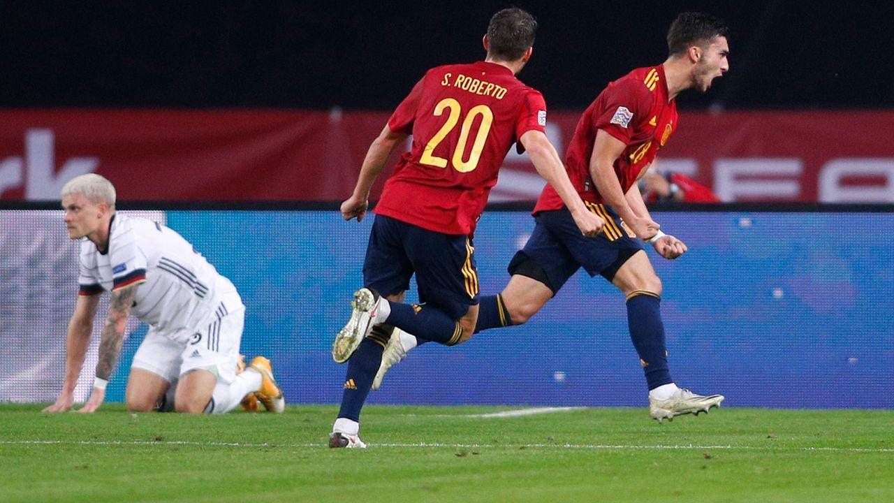 Deutschland gegen Spanien in der Einzelkritik - Bildquelle: getty