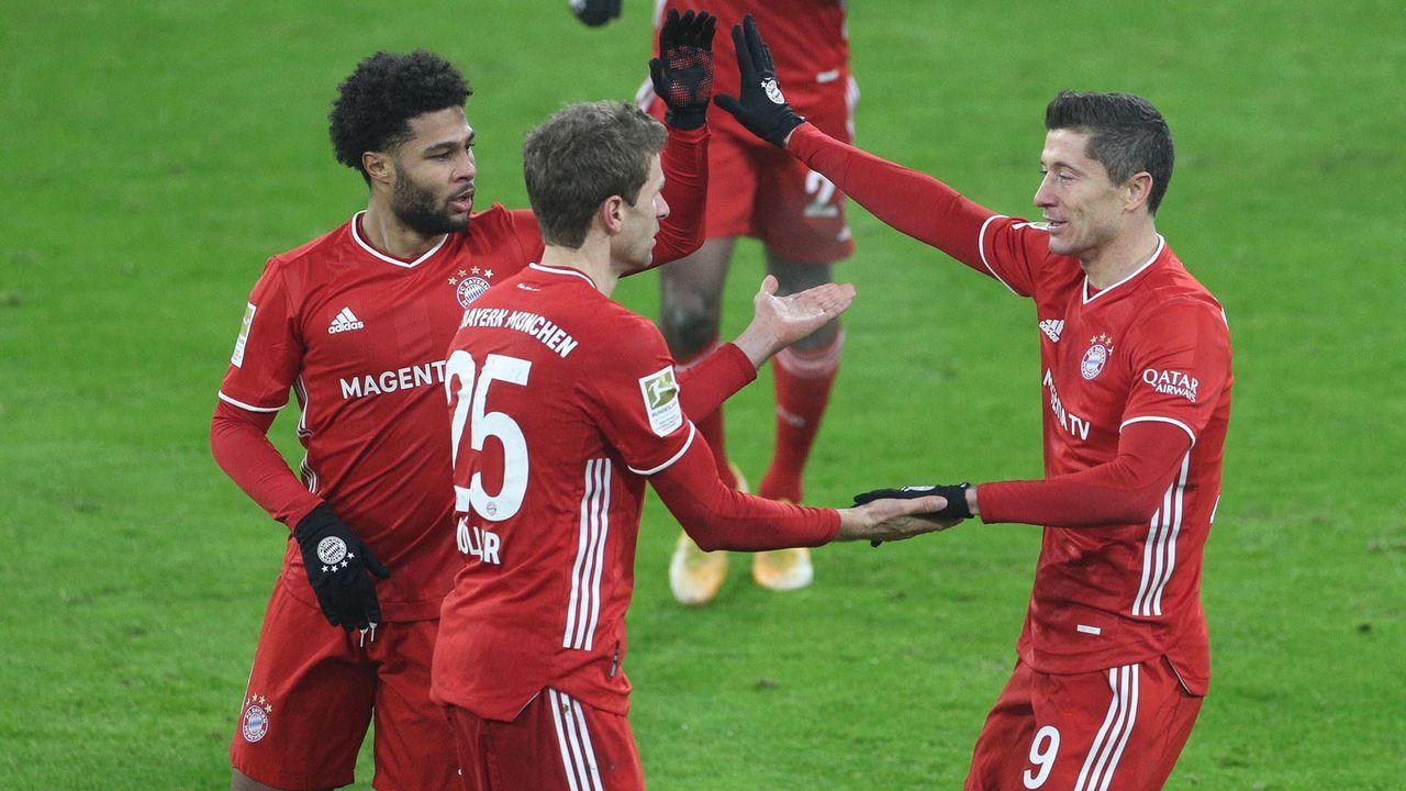 FC Bayern stellt Uralt-Rekord ein - Bildquelle: Christian Kolbert/kolbert-press/Pool