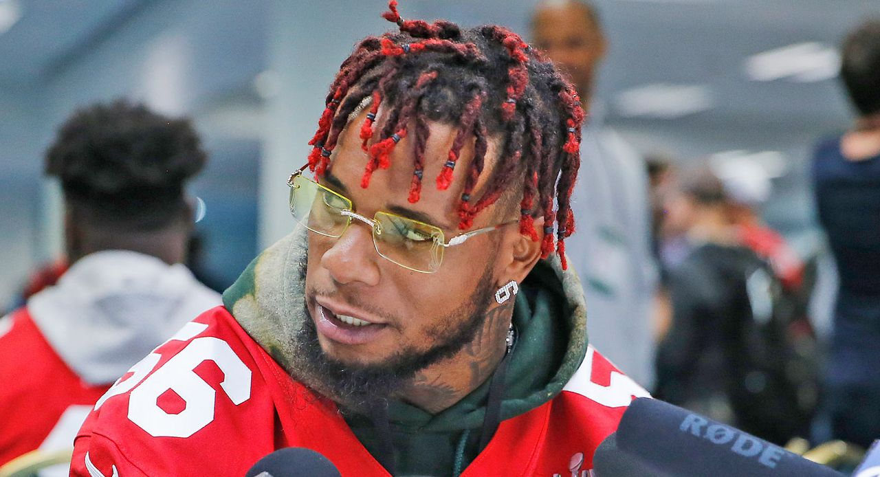 Kwon Alexander (San Francisco 49ers)  - Bildquelle: getty