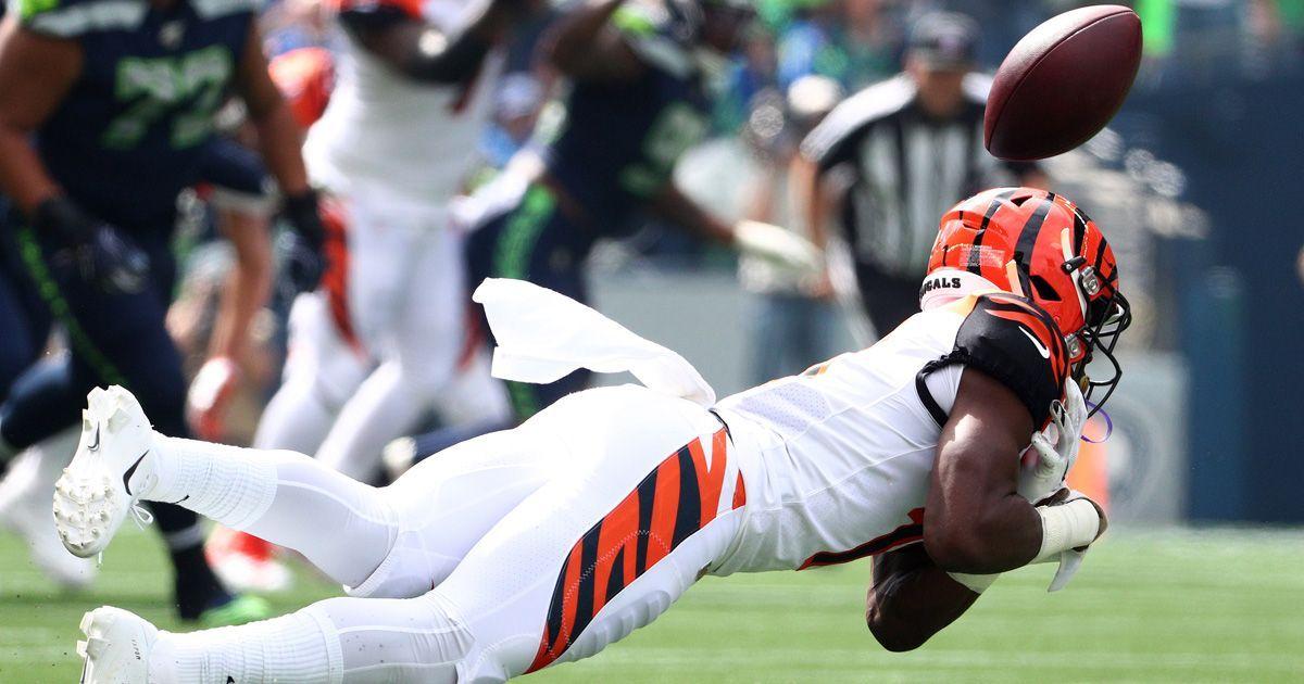 Cincinnati Bengals: John Ross (Wide Receiver, 9. Pick 2017) - Bildquelle: getty