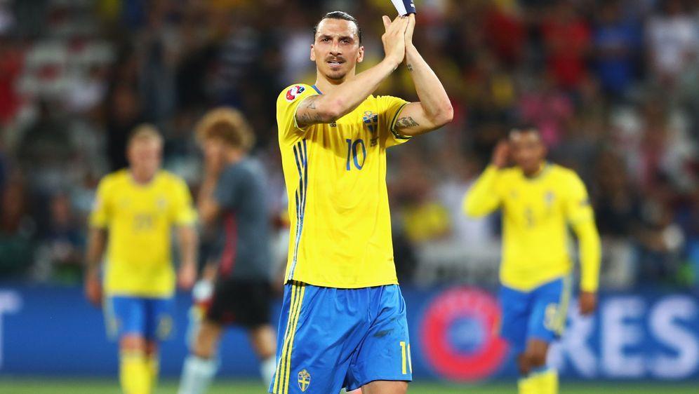 Zlatan Ibrahimovic spielte bislang 116 Mal für die schwedische Nationalmanns... - Bildquelle: 2016 Getty Images