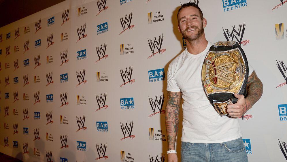 Kämpfte zuletzt 2014 in der WWE - Bildquelle: Getty Images