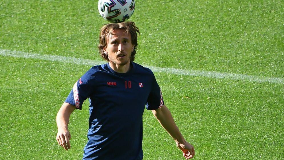 Die Tschechen wollen sich auf Luka Modric konzentrieren - Bildquelle: AFPPOOLSIDANDY BUCHANAN