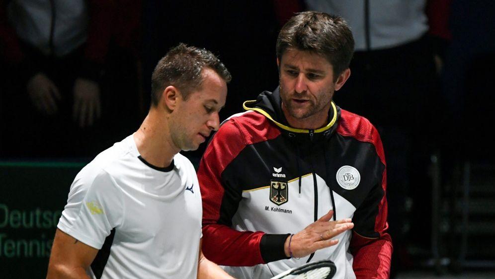 Deutsche Gegner im Davis Cup stehen fest - Bildquelle: AFPSID