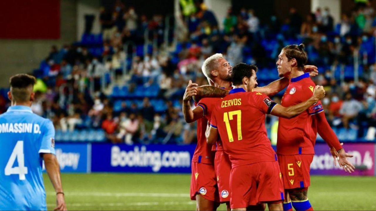 Andorra schreibt doppelt Geschichte - Bildquelle: imago