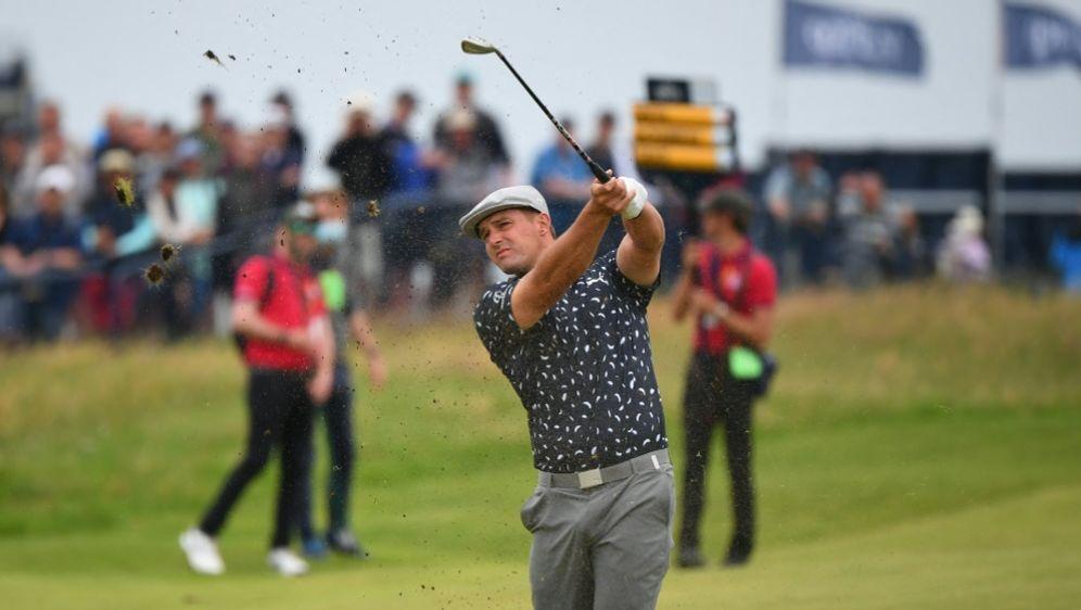 Golfstar DeChambeau positiv auf das Coronavirus getestet - Bildquelle: AFPSIDANDY BUCHANAN