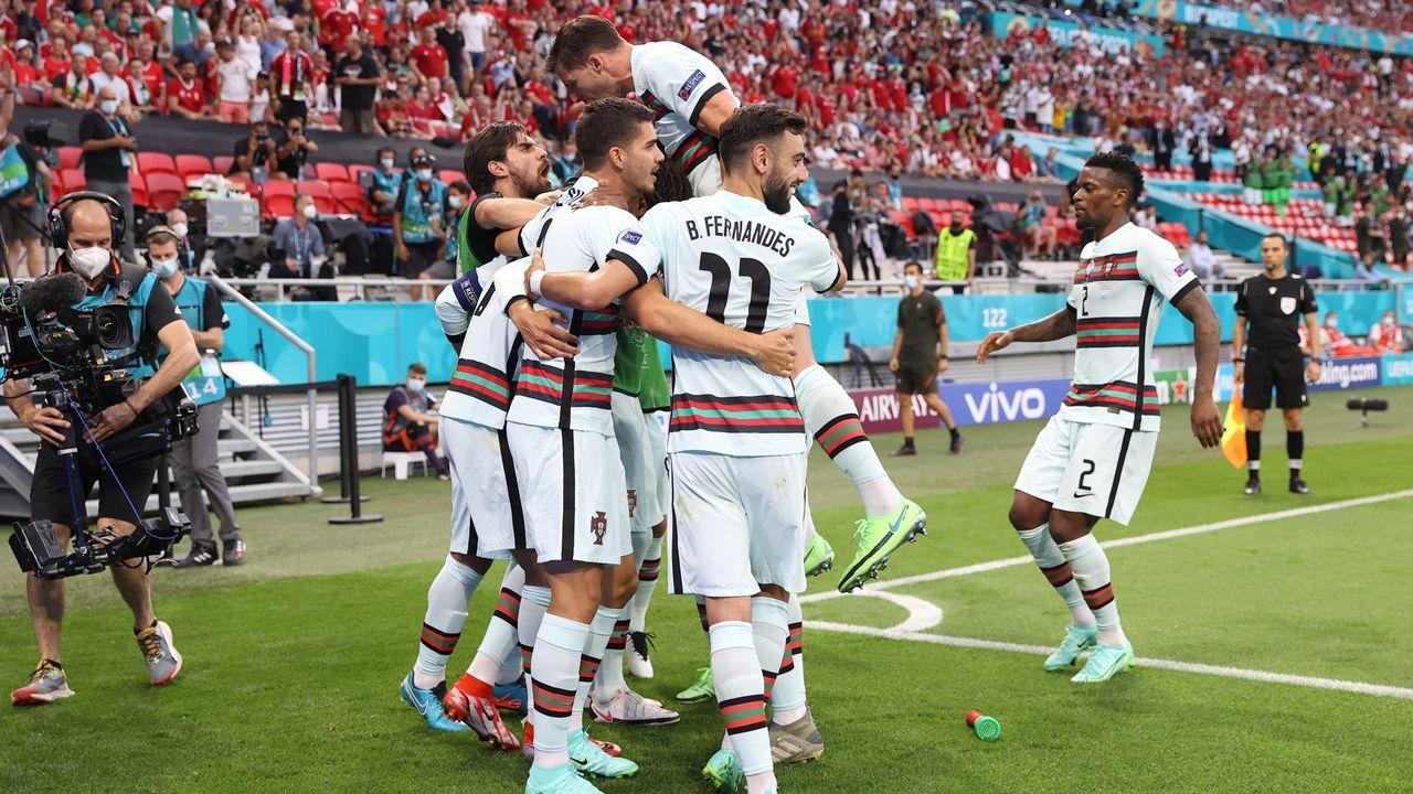 6. Platz: Portugal - Bildquelle: Getty Images