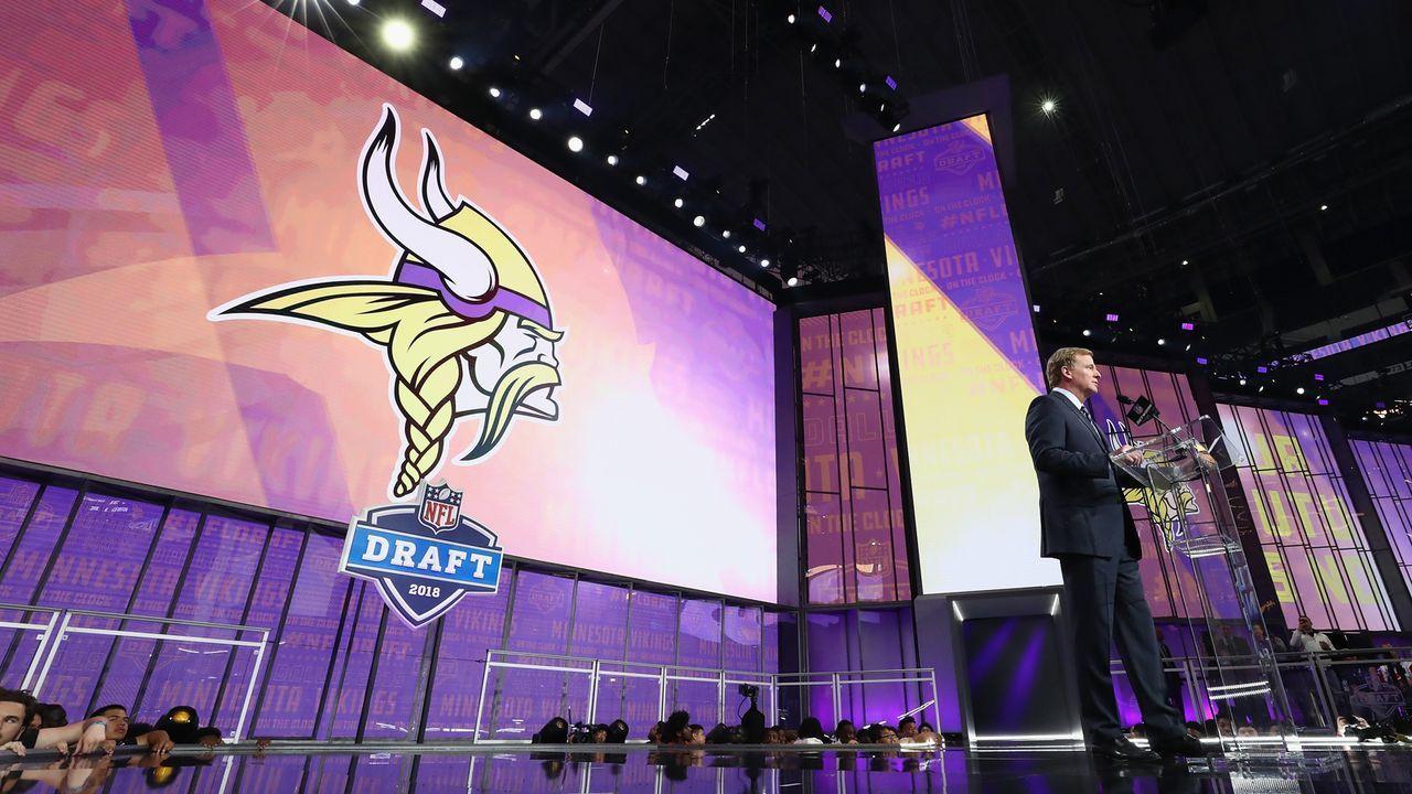 Minnesota Vikings - Bildquelle: 2018 Getty Images