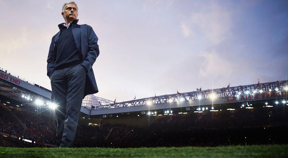 Mourinho und Guardiola - eine eigenartige Beziehung - Bildquelle: 2016 Getty Images