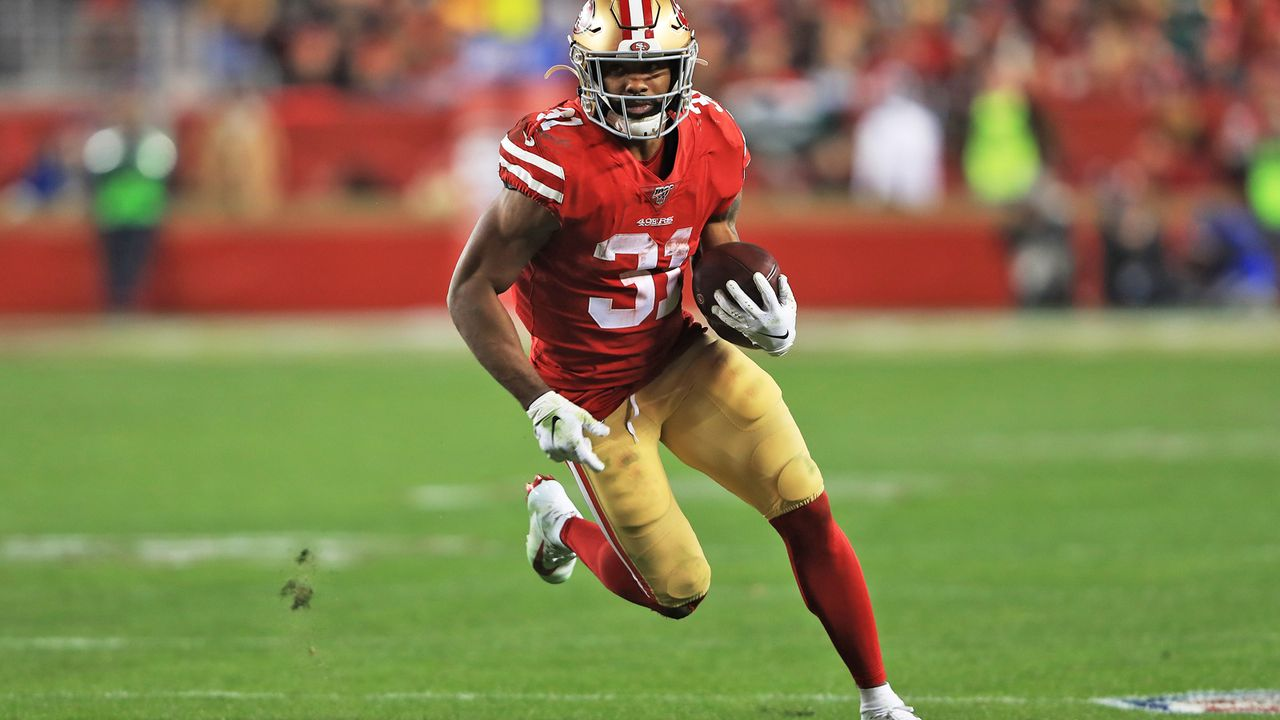 Raheem Mostert (San Francisco 49ers) - Bildquelle: getty