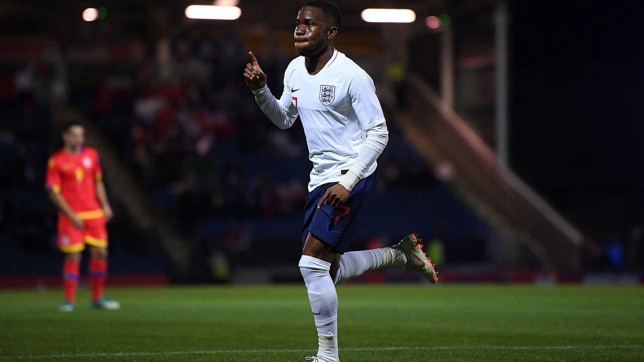 Ademola Lookman (FC Everton) - Bildquelle: 2018 Getty Images