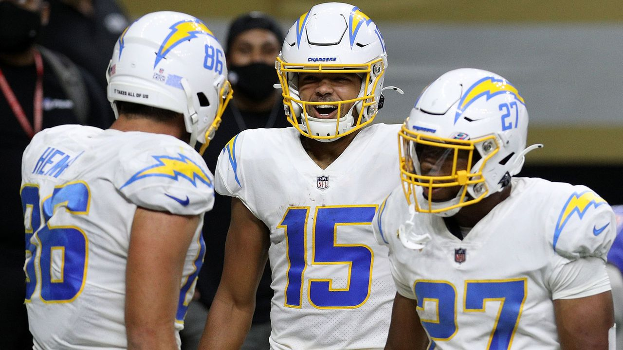 Passing Offense: Los Angeles Chargers - 34 Punkte - Bildquelle: 2020 Getty Images