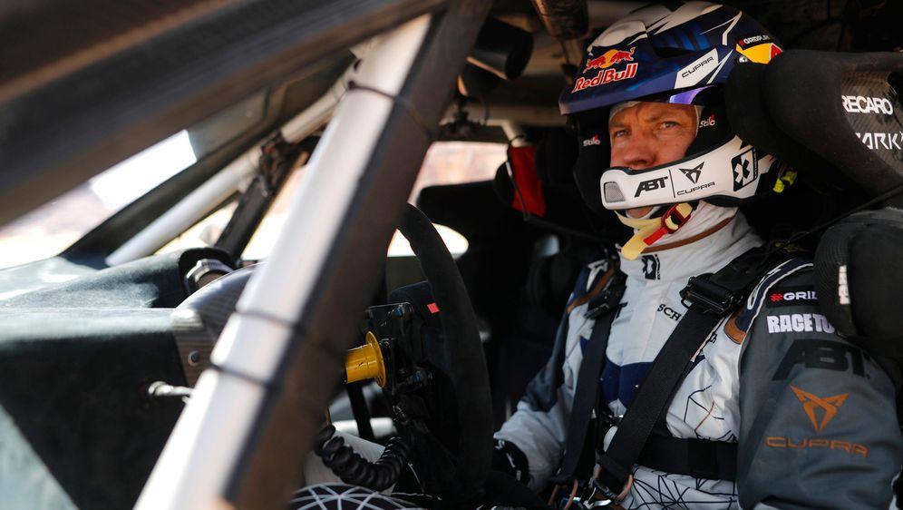 Mattias Ekström. - Bildquelle: Motorsport ImagesTel: +44(0)20 8267 3000email: info@motorsportimages.com