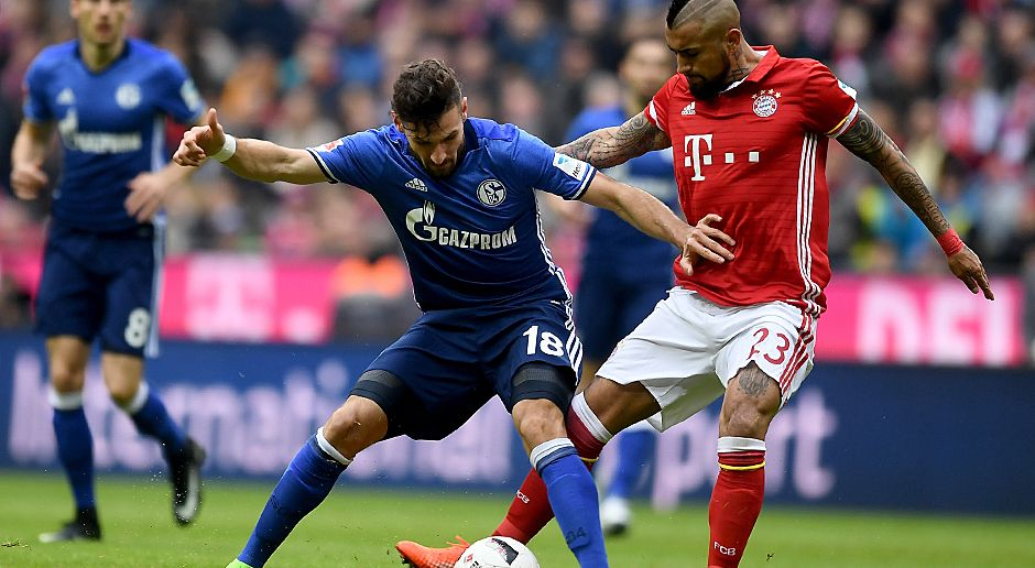 Arturo Vidal - Bildquelle: Getty