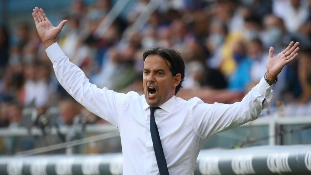 Kein Sieg für Inter und Trainer Simone Inzaghi - Bildquelle: AFPSIDMarco BERTORELLO