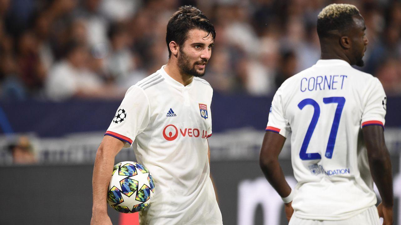 Olympique Lyon (Ligue 1/Frankreich) - Bildquelle: imago images / PanoramiC