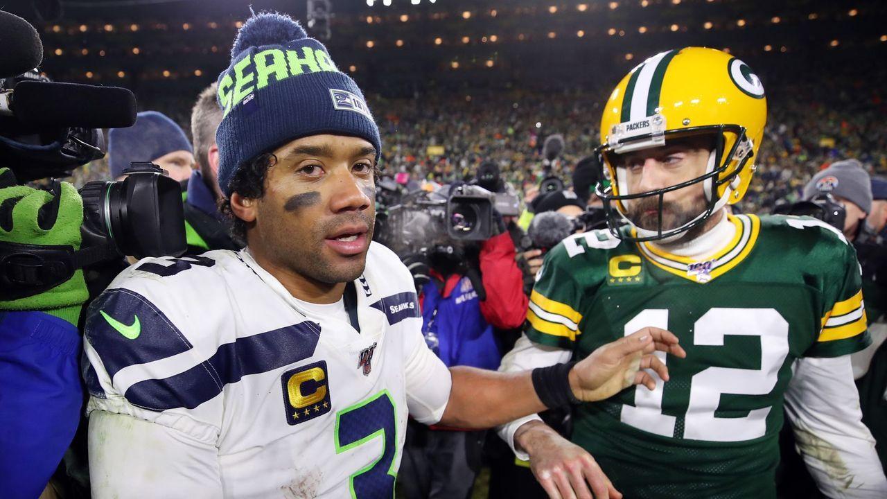 10. Spieltag: Seattle Seahawks at Green Bay Packers - Bildquelle: getty