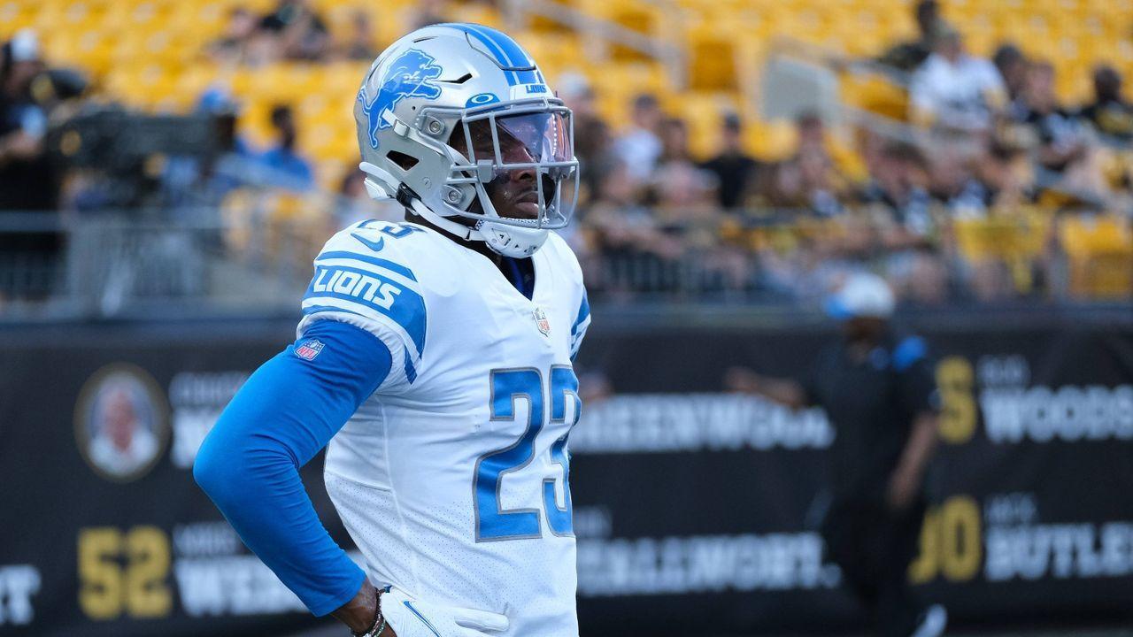 Jeff Okudah (Detroit Lions)  - Bildquelle: imago