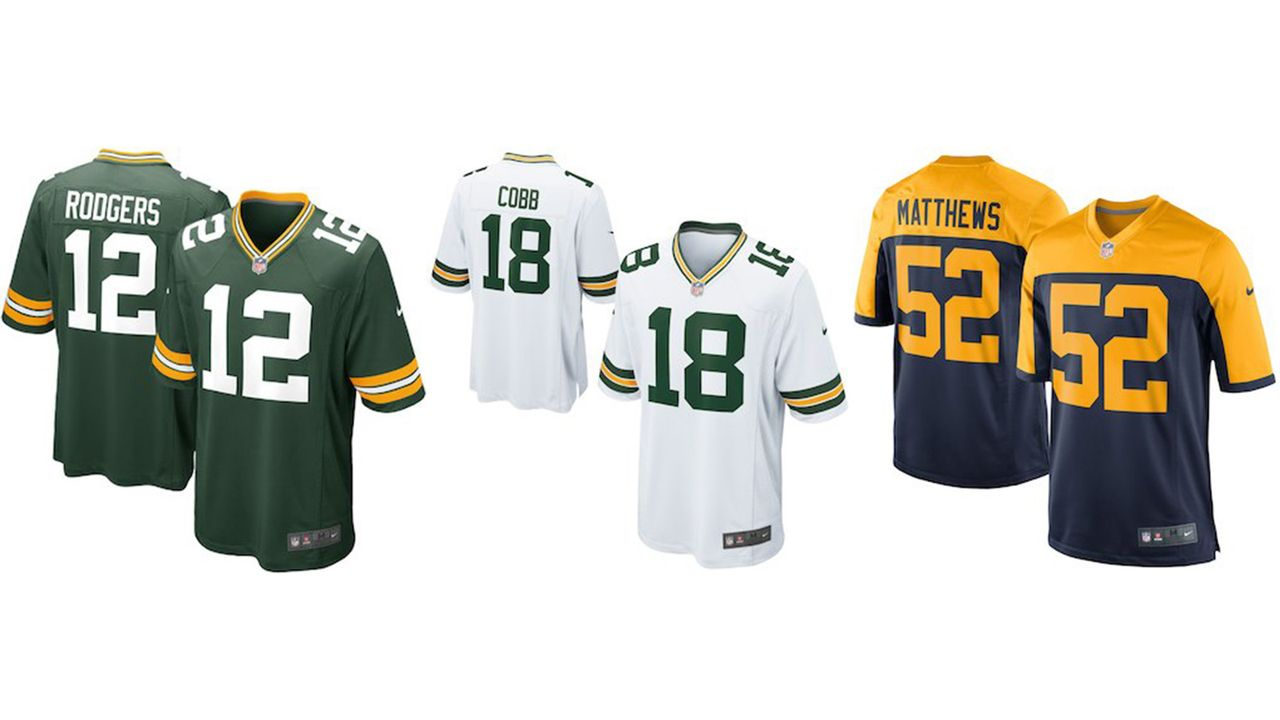 Green Bay Packers - Bildquelle: nflshop.com
