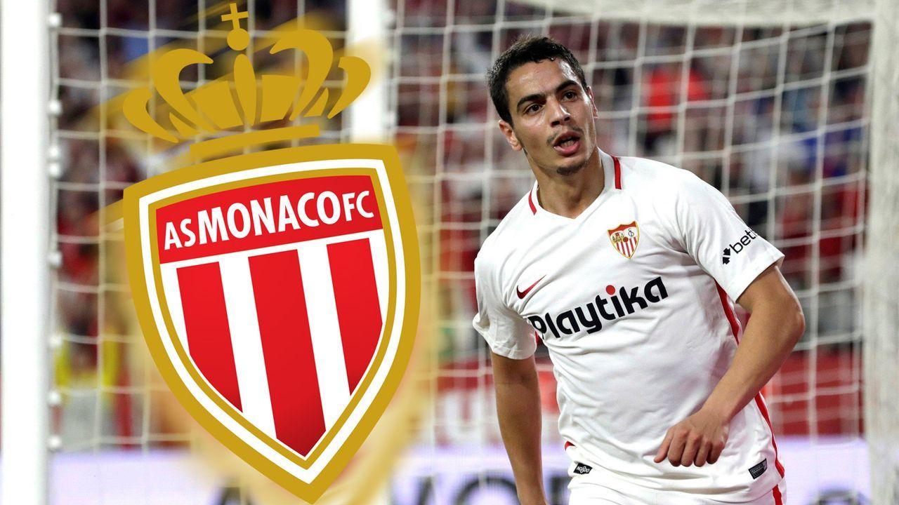 Wissam Ben Yedder (AS Monaco)  - Bildquelle: imago images / Agencia EFE