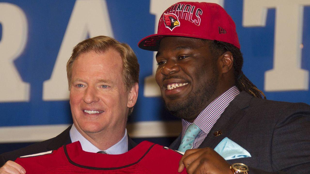 Jonathan Cooper (Arizona Cardinals, 2013 an siebter Stelle) - Bildquelle: imago sportfotodienst