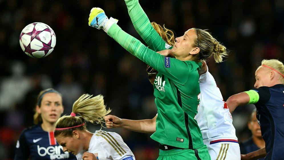 Fehlt gegen England im Tor: Ann-Katrin Berger - Bildquelle: AFPSIDFRANCK FIFE