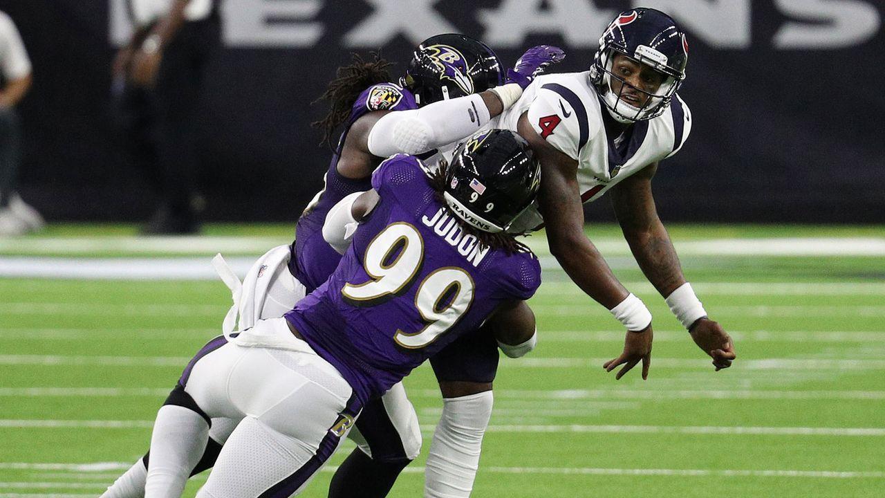 Defense: Baltimore Ravens (17 Punkte) - Bildquelle: 2020 Getty Images