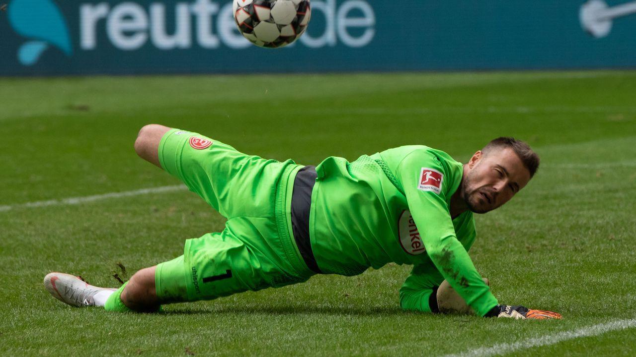Michael Rensing (Fortuna Düsseldorf) - Bildquelle: 2018 Getty Images