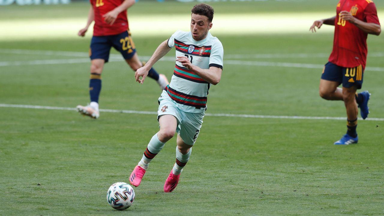 Diogo Jota (FC Liverpool) - Bildquelle: Imago