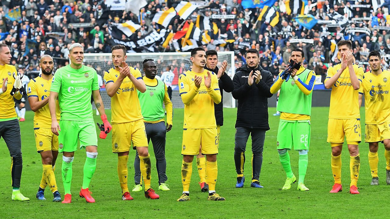 9. Hellas Verona - Bildquelle: 2020 Getty Images