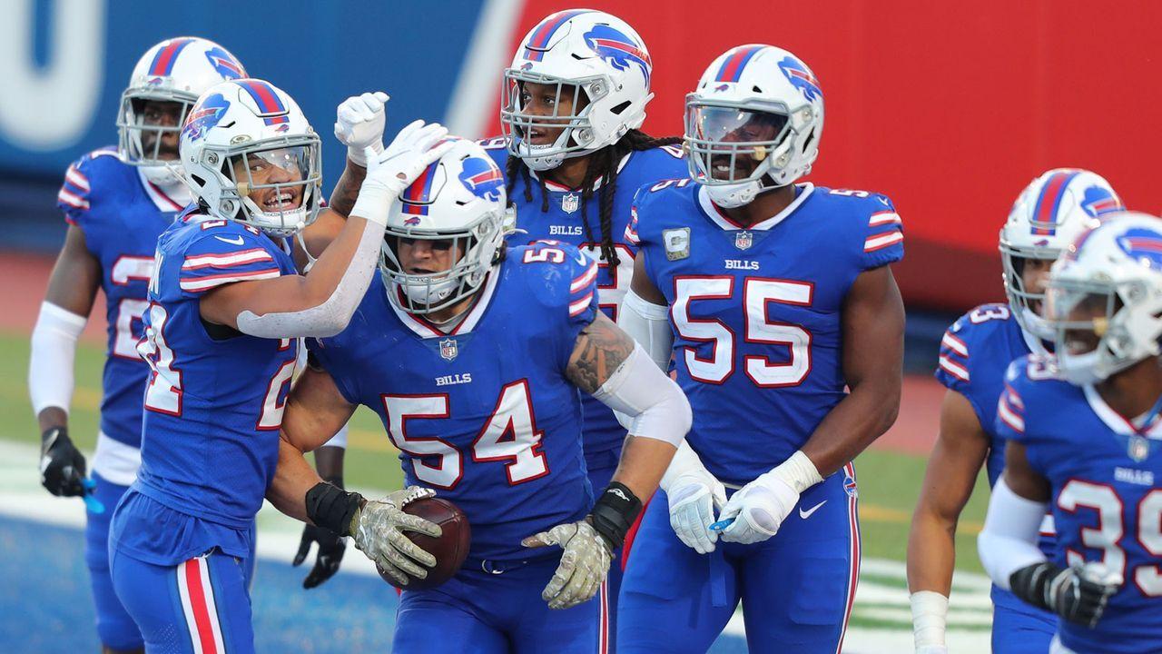 Buffalo Bills (Week 14 in Buffalo) - Bildquelle: 2020 Getty Images