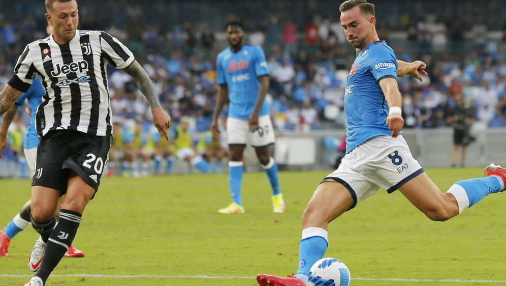 SSC Neapel sichert sich drei Punkte gegen Juventus - Bildquelle: AFPSIDCARLO HERMANN