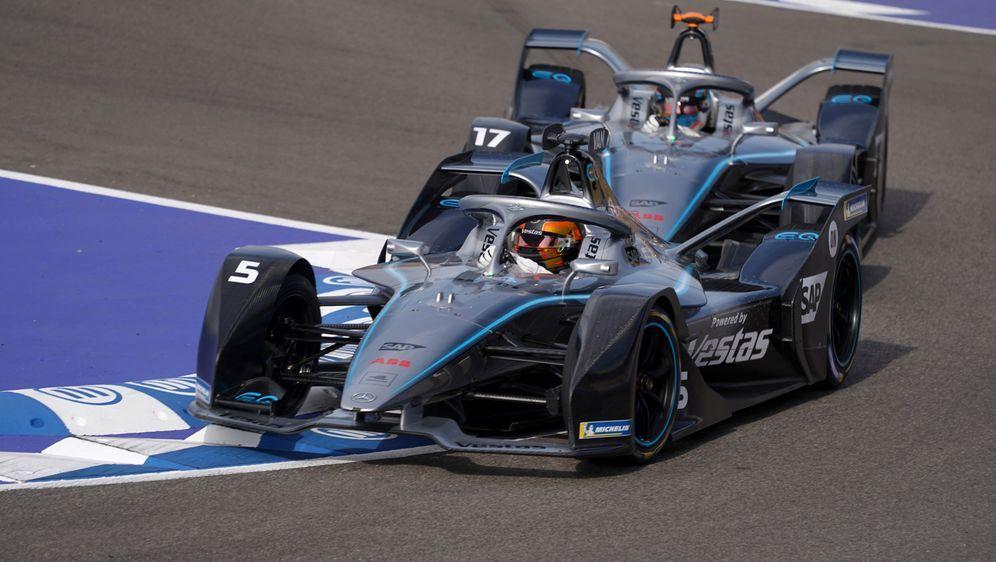 Mercedes in der Formel E - Bildquelle: Motorsport Images