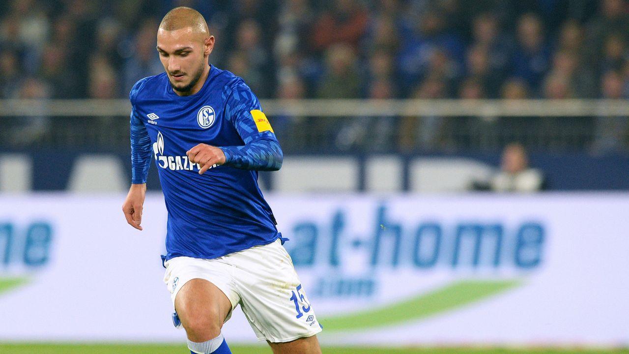 Ahmed Kutucu (Schalke 04) - Bildquelle: imago