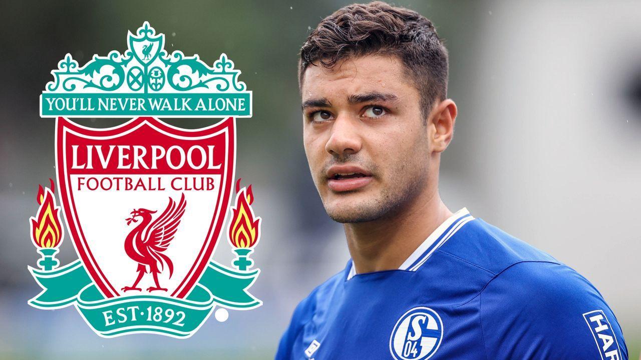 Ozan Kabak (FC Schalke 04) - Bildquelle: imago images/RHR-Foto