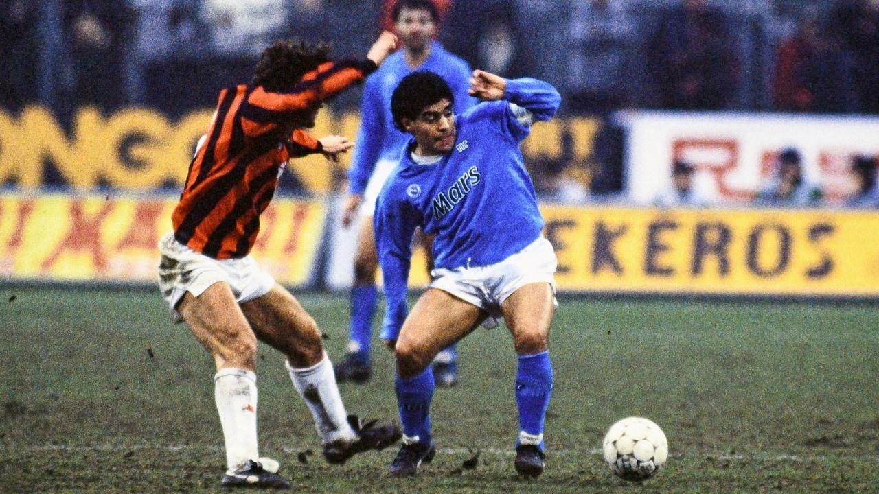 Diego Maradona - Bildquelle: Imago