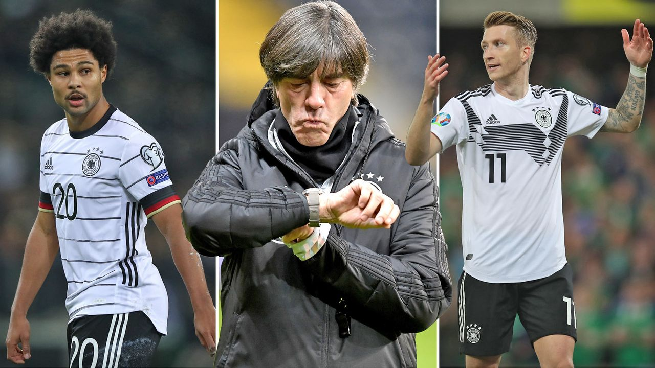DFB-Elf: Die Gewinner und Verlierer des Länderspieljahrs 2019 - Bildquelle: Getty
