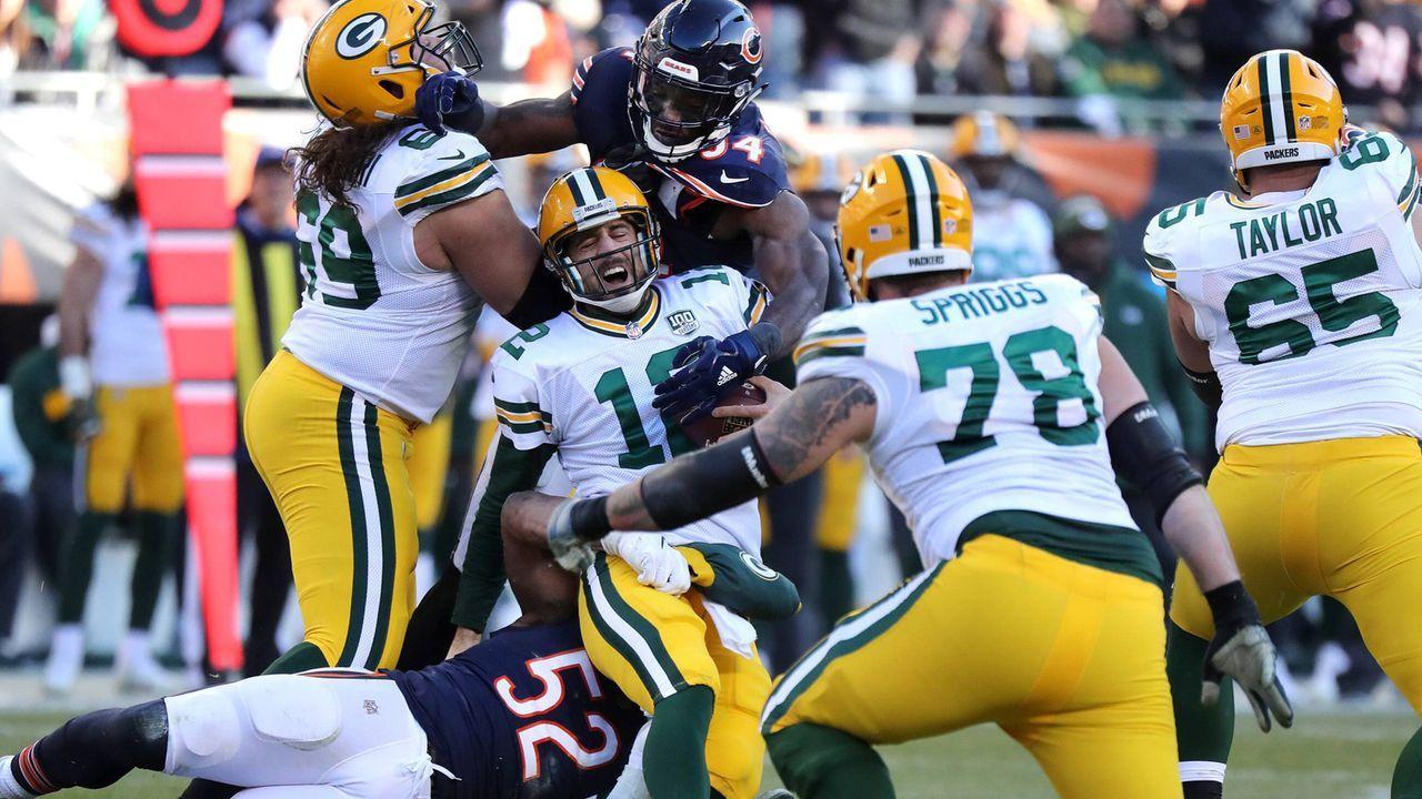 Verlierer: Green Bay Packers - Bildquelle: imago/ZUMA Press