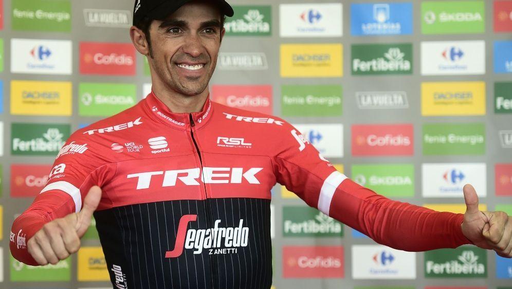 Ex-Radprofi Alberto Contador stellt neuen Rekord auf - Bildquelle: AFPSIDJOSE JORDAN