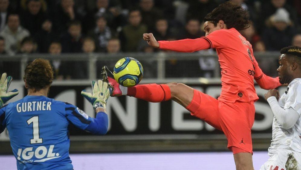 Spektakuläres Remis: Paris und Amiens spielen 4:4 - Bildquelle: AFPSIDFRANCOIS LO PRESTI