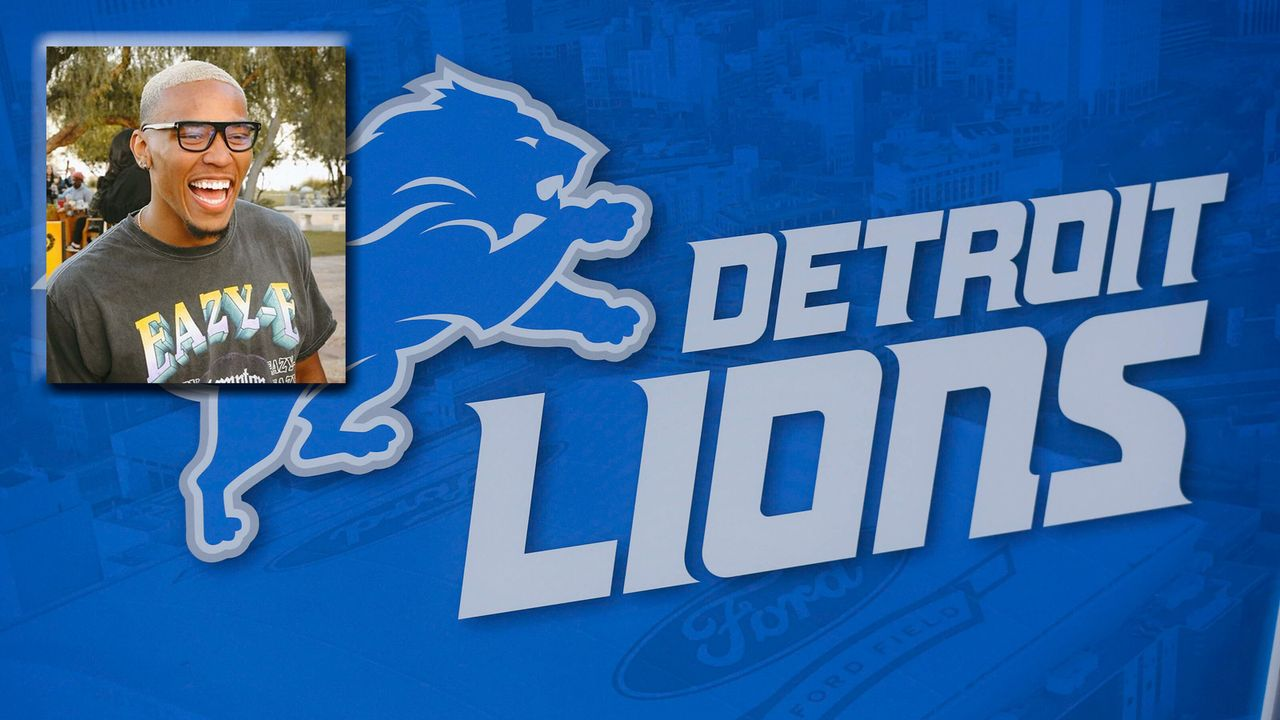 Detroit Lions - Bildquelle: imago images/Icon SMI/instagram.com/amonra_stbrown/