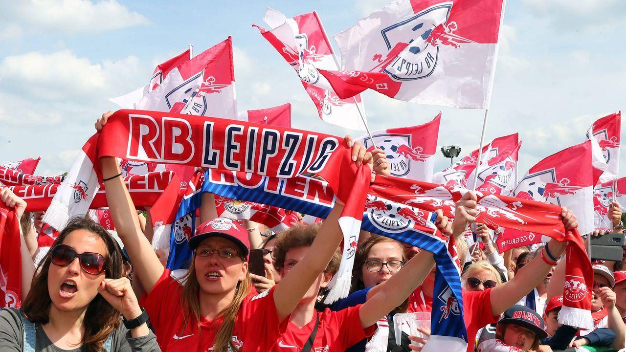 Platz 6 - RB Leipzig - Bildquelle: imago images / Picture Point LE