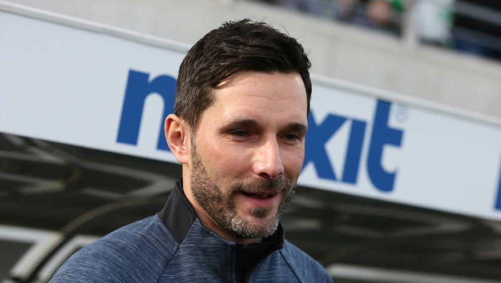 Knapper Sieg für Fürth-Trainer Leitl - Bildquelle: FIROFIROSID