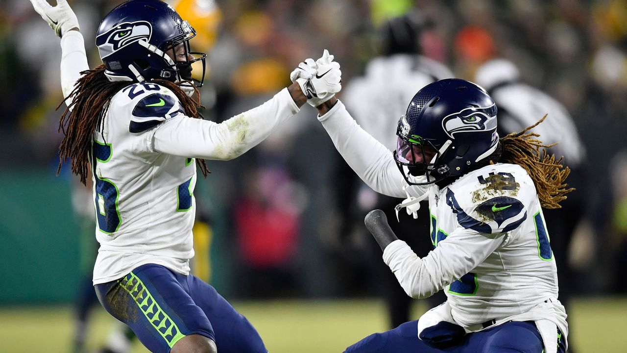 Platz 10: Seattle Seahawks - Bildquelle: 2017 Getty Images