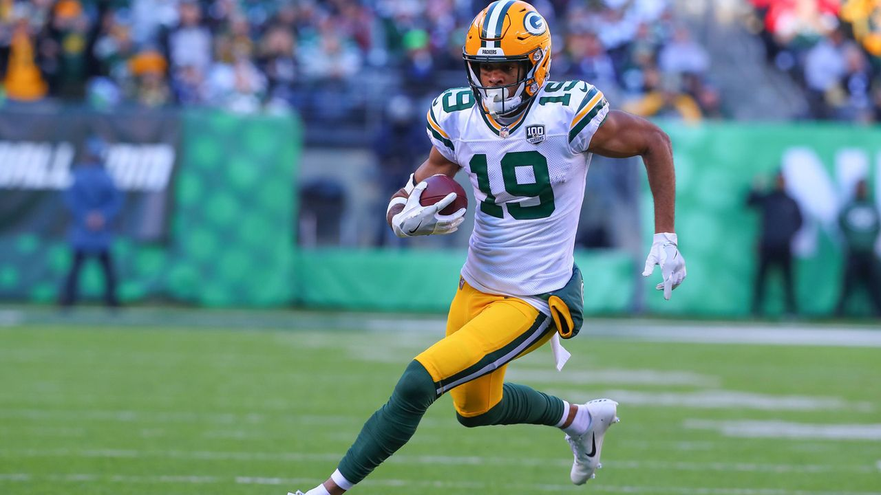 Equanimeous St. Brown (Green Bay Packers) - Bildquelle: imago