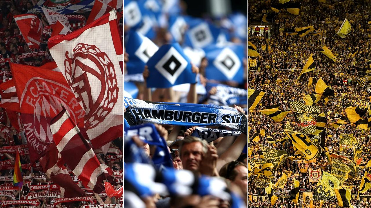 Die Mitgliederstarksten Fussball Klubs In Deutschland