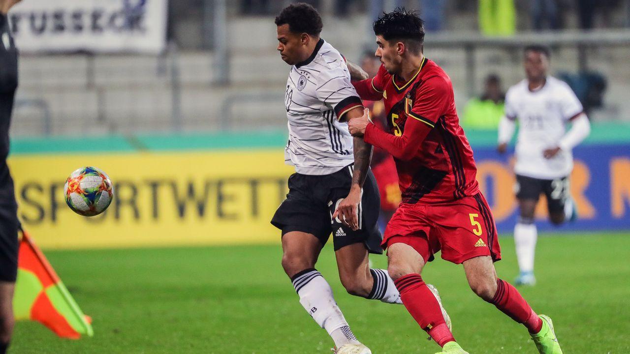 2:3 gegen Belgien! Deutsche U21 in der Einzelkritik - Bildquelle: Imago