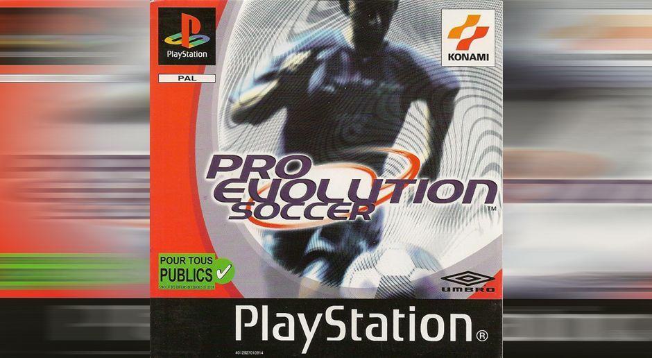 PES 1 - Bildquelle: Konami